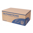 Papierfalthandtücher, 1-lagig, Farbe grau, V-Falz, Krepp-Ware, Farbe grau, Art.-Nr.: 137761