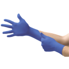 PREISE und LIEFERZEIT nur auf ANFRAGE - Nitril Ansell Micro-Touch Blue, 2 mil  -  Spender Box = 200 Stück  -  Gr. S, Art.-Nr. 313041065