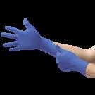 PREISE und LIEFERZEIT nur auf ANFRAGE - Nitril Ansell Micro-Touch Blue, 2 mil  -  Spender Box = 200 Stück  -  Gr. M, Art.-Nr. 313041070